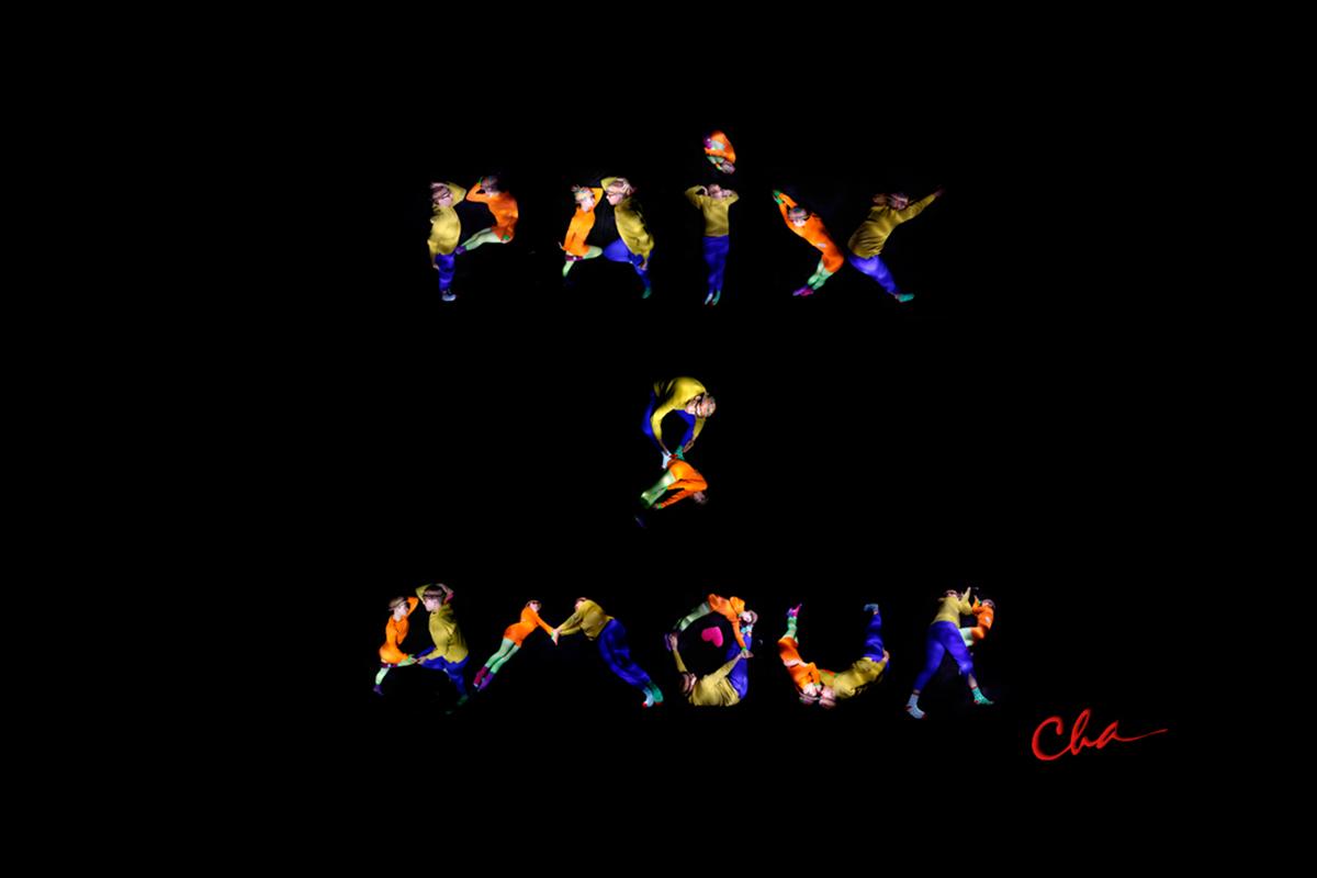 Paix & Amour 27 sec